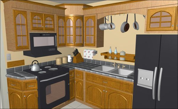Efficiency Apartment Kitchen Kitchen Design Pinterest - Efficiency Apartment Design