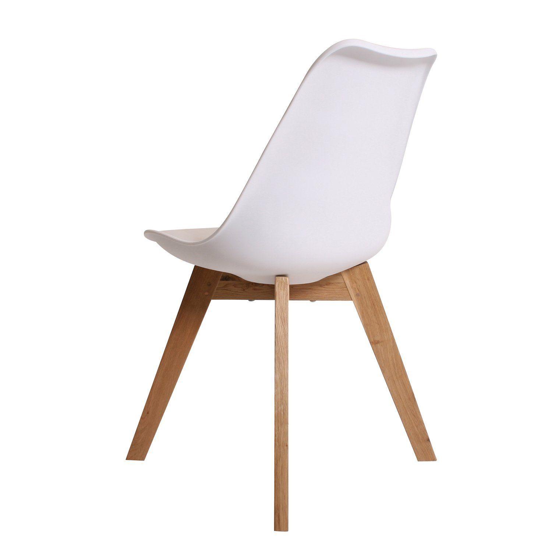 Esszimmerstuhl Weiss moderner design esszimmerstuhl consillium valido 2er set holz