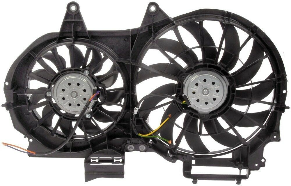Engine Cooling Fan Assembly Dorman 620 806 Fits 02 09 Audi A4 1 8l