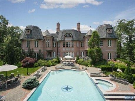 European luxury home and pool~