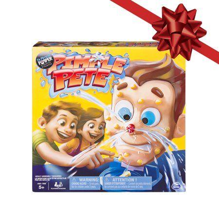 Pimple Pete Social Games Dr Pimple Popper Explosive Family
