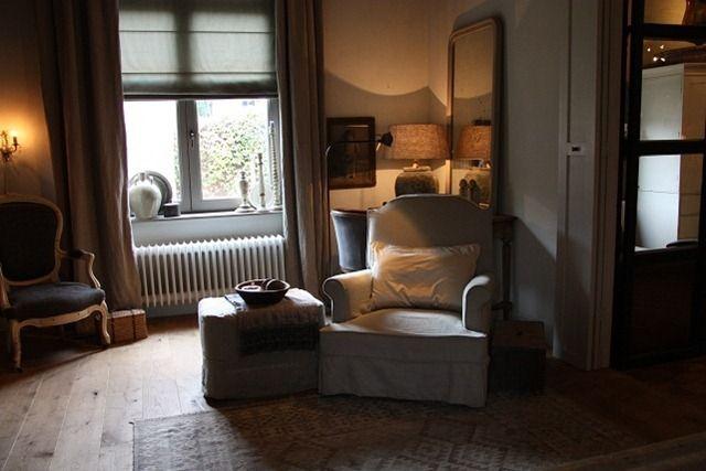 Stoer Landelijk Interieur : Binnenkijken interieur stoer landelijk met klassieke
