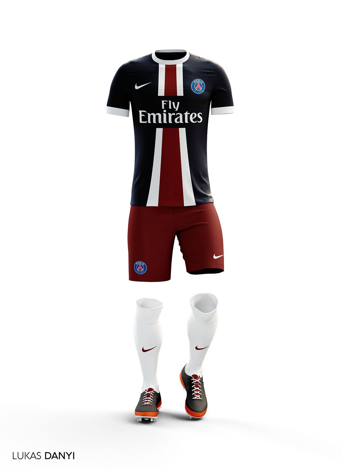 aa28a36c80290 I m made some football soccer kits of famous football clubs ...
