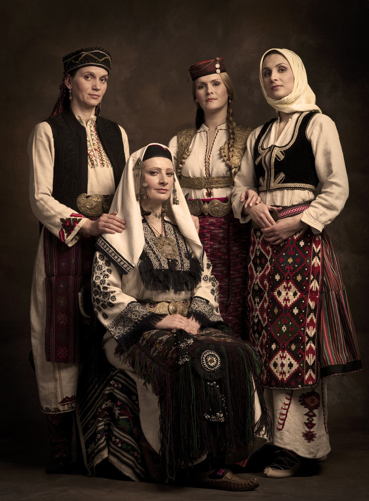 Serbian traditional costumes   Folk costume, Costumes
