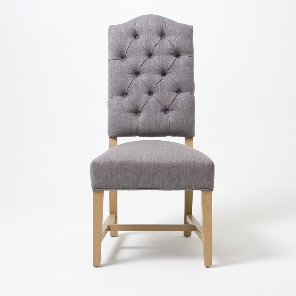 Chair Furniture Emporium jasper side chair with tufting $129 each wicker emporium | diys