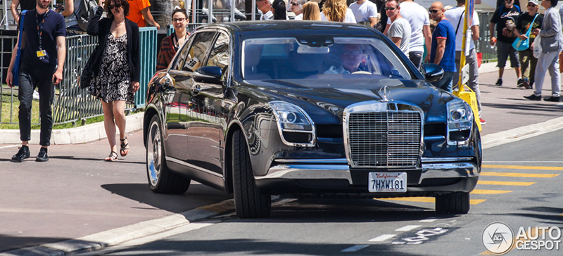 Star People World - Mercedes S600 Royale | Mercedes benz ...