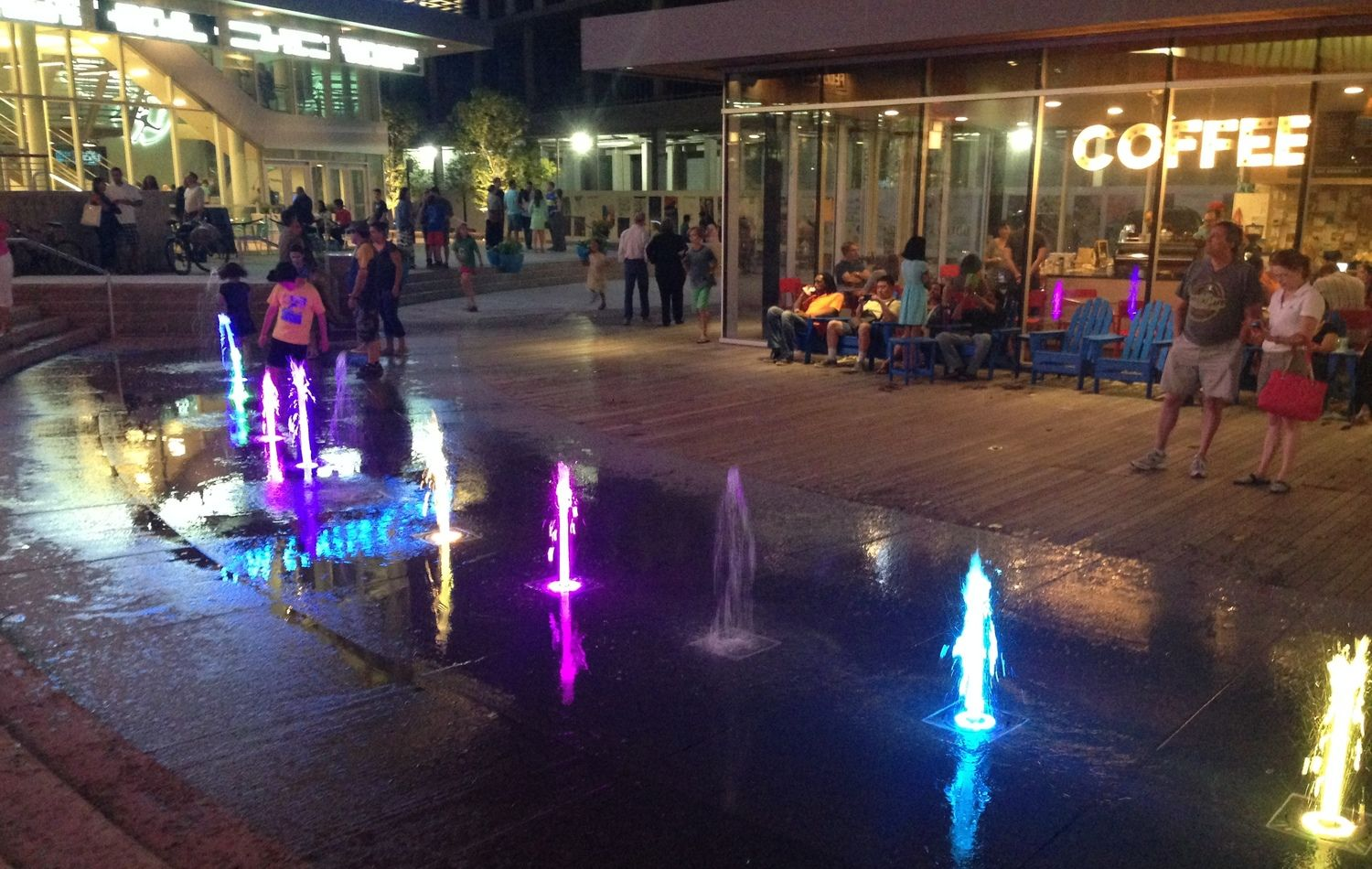 Out-of-the-Box Date Night at the Mosaic District | Night Out