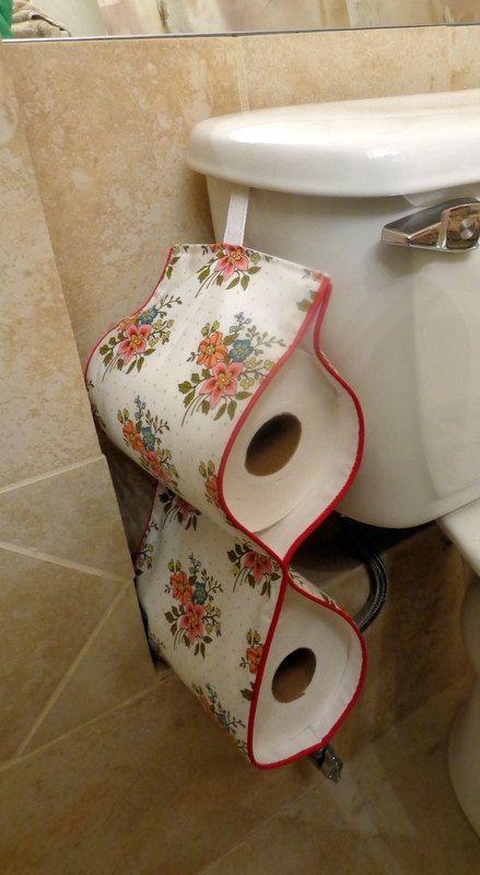Sale Toilet Paper Holder Multiple Patterns By Posiesandpoppies