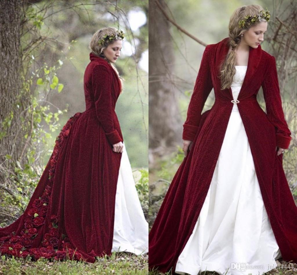 36++ Velvet wedding dresses winter wedding ideas