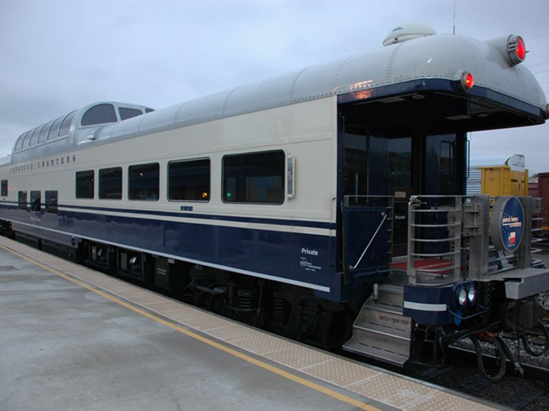 sterling rail amtrak charters for sale cabooses and passenger cars pinterest rail car. Black Bedroom Furniture Sets. Home Design Ideas