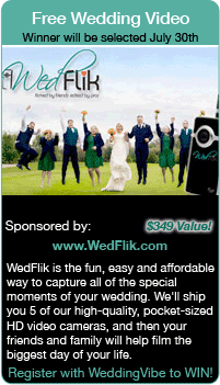 Wedding Giveaways Win Your Video In This Contest