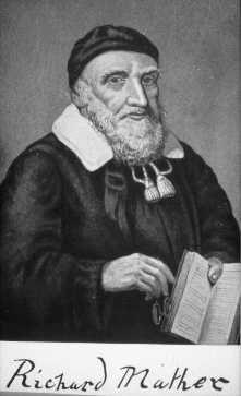 Richard Mather | Family history, History, Lincoln