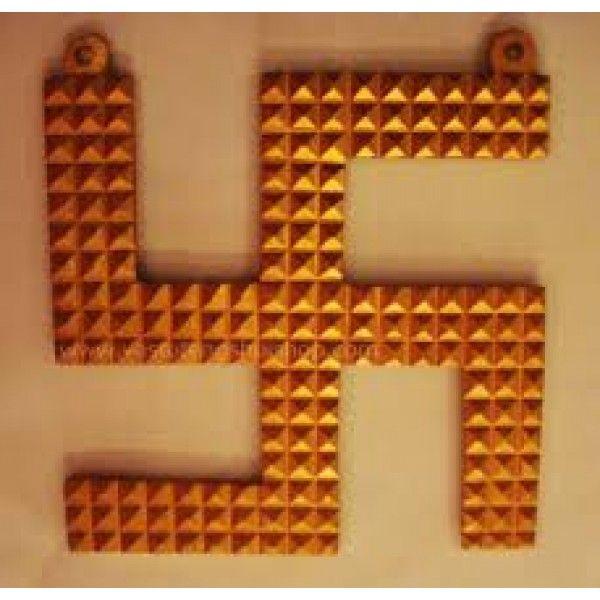 Swastik Pyramid | ALL TYPE YANTRA | Master bedroom, Cookie