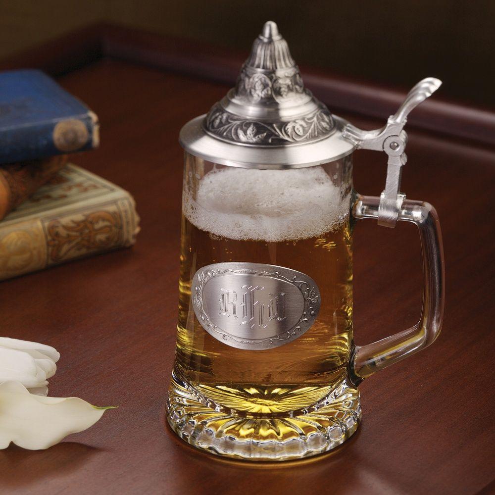 German Wedding Gift Ideas: Personalized German Stein For Groomsmen