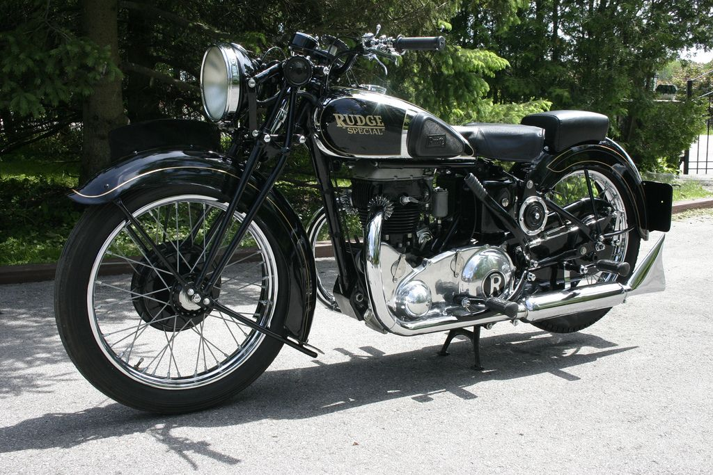1938 Rudge 500 Special For Sale | Bikes | Old motorcycles