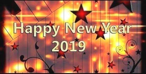 Bestes Glückliches Neues Jahr 2019 Im Voraus Neues Whatsapp