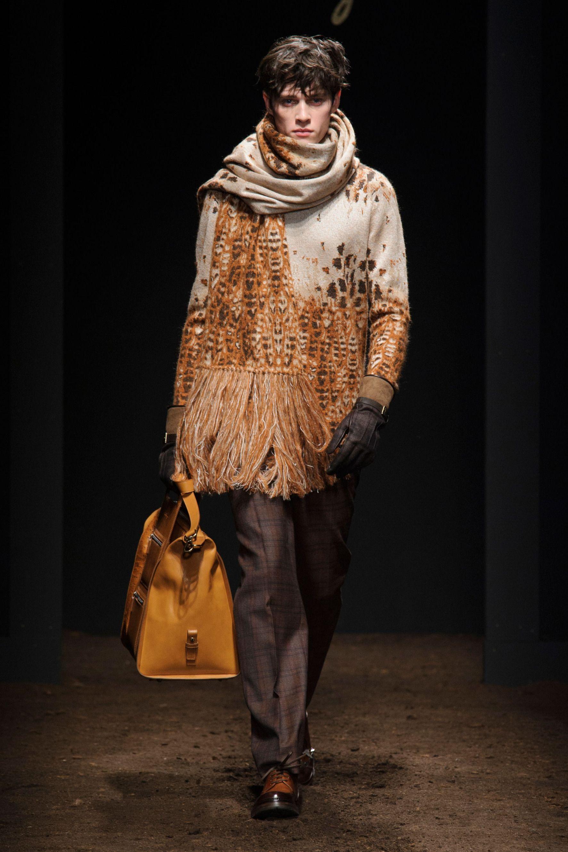 Salvatore Ferragamo Menswear Fall 2015 Milan