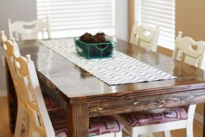 Delicieux Dining Room Table Runner Length