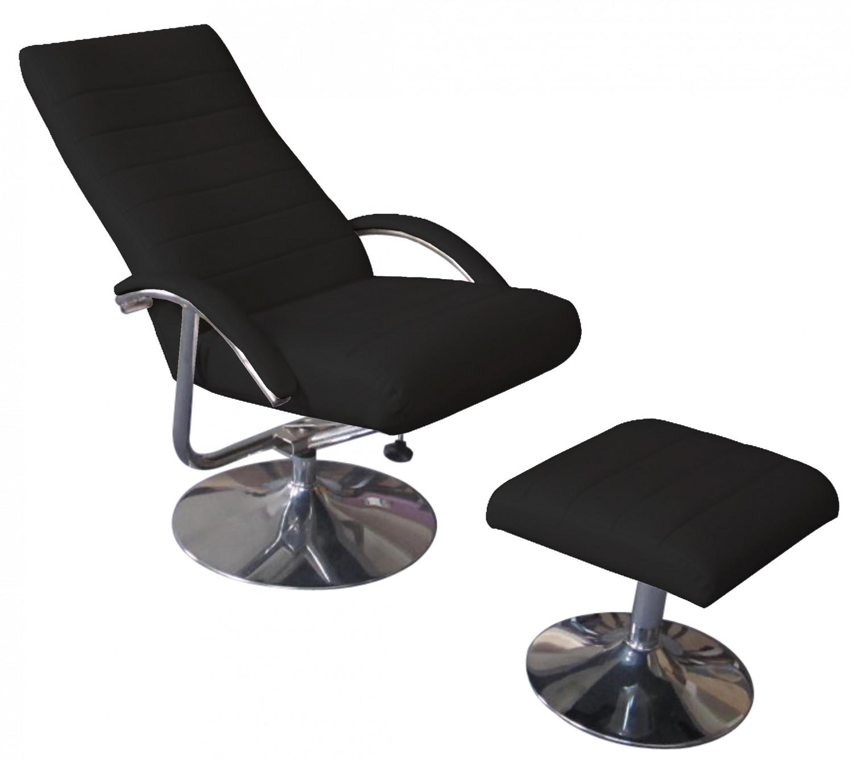 Best Chintaly Prius Modern Lounge Chair Black Creative 400 x 300