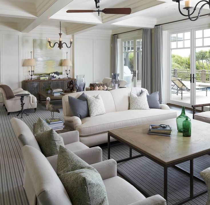 Beach Home Interior Design Ideas: #SugarsBeach # Beach #living Best Beach Living Room Decor