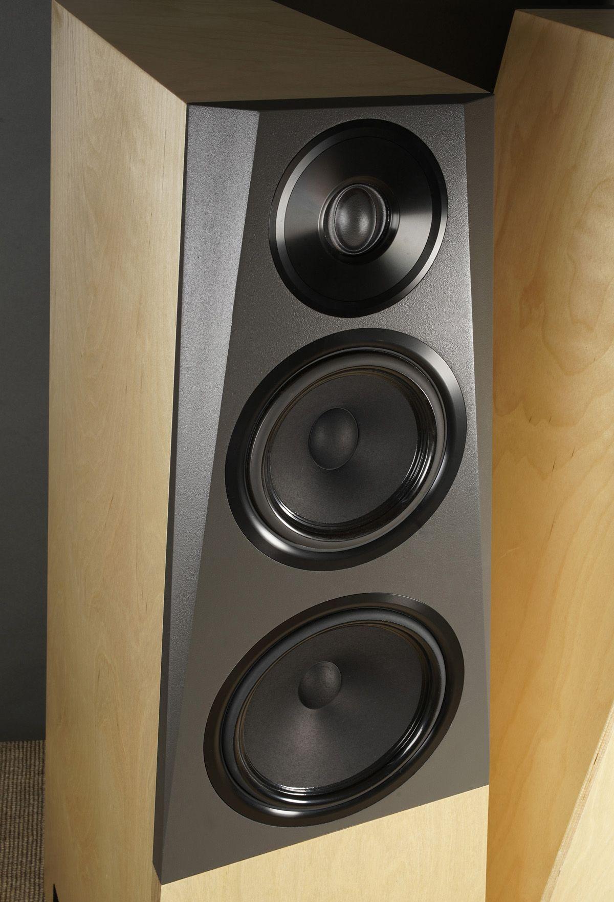 Ellipticor 3 Speaker Box In 2019 Speaker Box Design