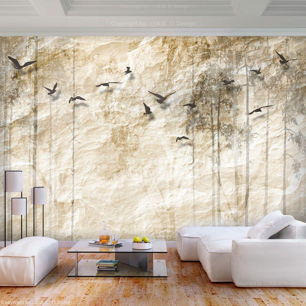Vlies Fototapete Beige Steine Vogel Steinwand Tapete Wandbilder Xxl Wohnzimmer Ebay Steinwand Tapete Tapeten Wandbilder Wandtapete