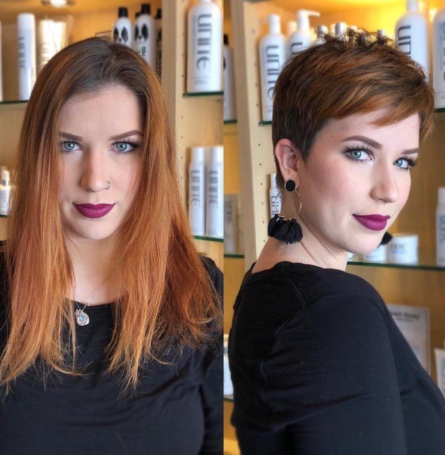 38++ Changer coiffure le dernier