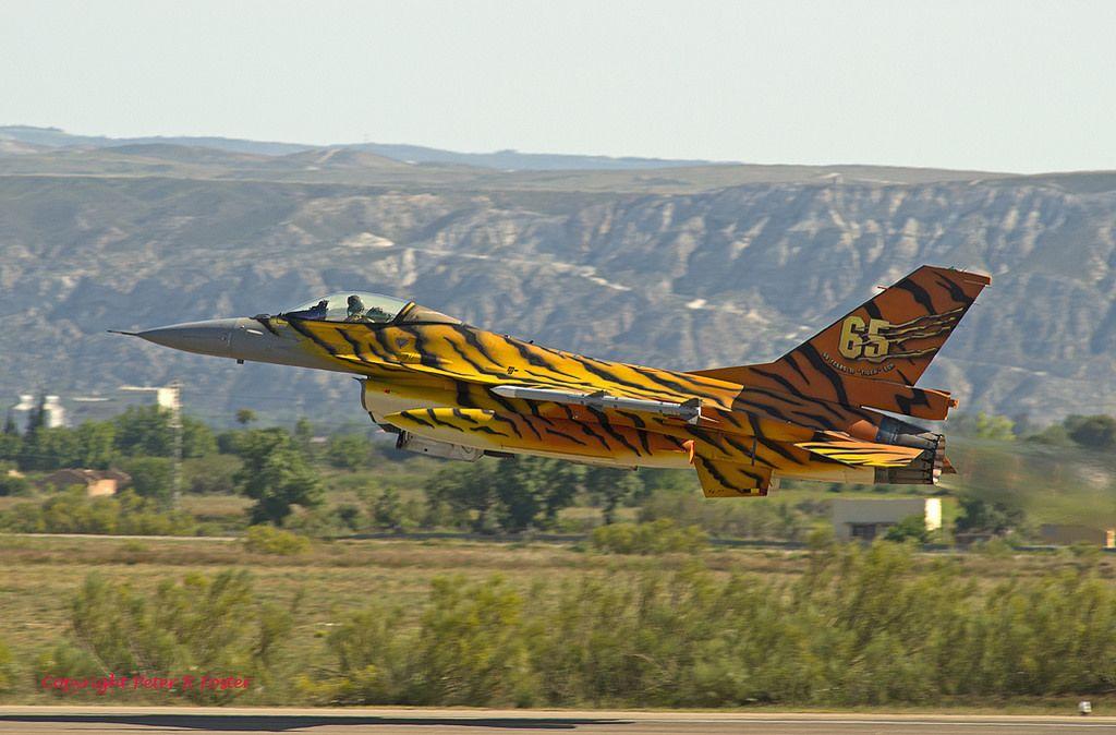 Lockheed Martin F-16AM FA77 31 Sqn Bel AF 20-05-16