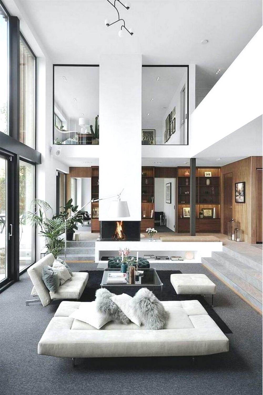 Best Living Room Decoration For Modern House 003 Modern House Design Dream Home Design Living Room Modern