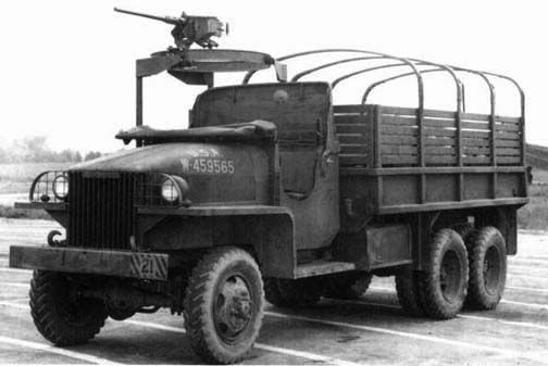 Photo Studebaker Us6 2 1 2 Ton 6x6 Transport Truck Built To The