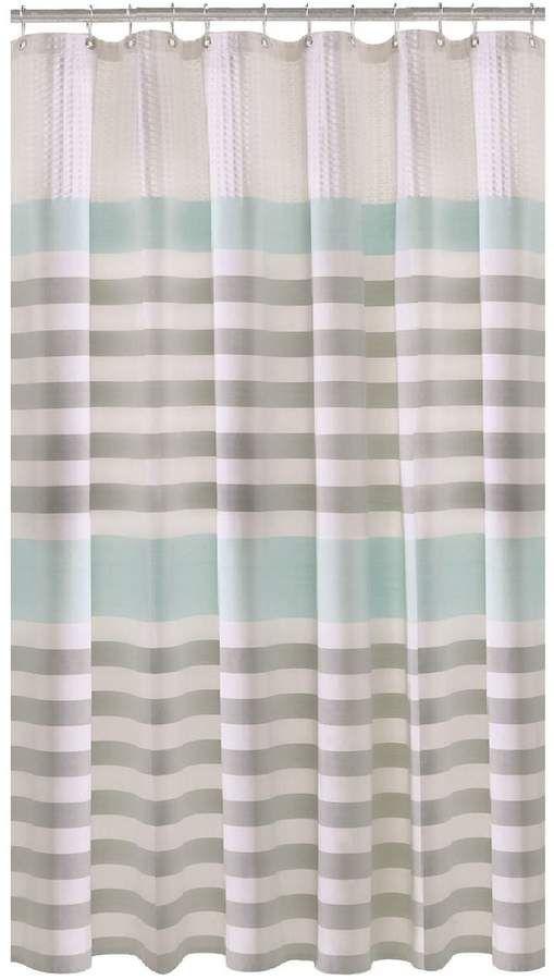 Sonoma Goods For Life Multi Stripe Shower Curtain In 2019