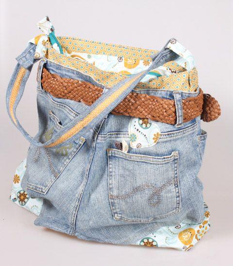 lecker n hen jeans trifft tasche hobby pinterest n hen taschen n hen und taschen. Black Bedroom Furniture Sets. Home Design Ideas