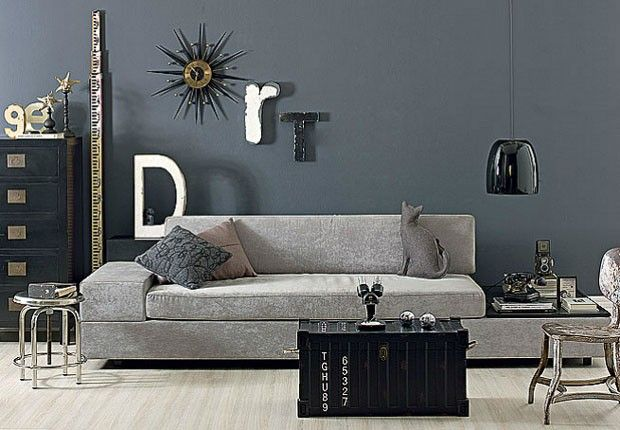 Grau | Die Farbe für alle Jahreszeiten - Einrichtungs ...