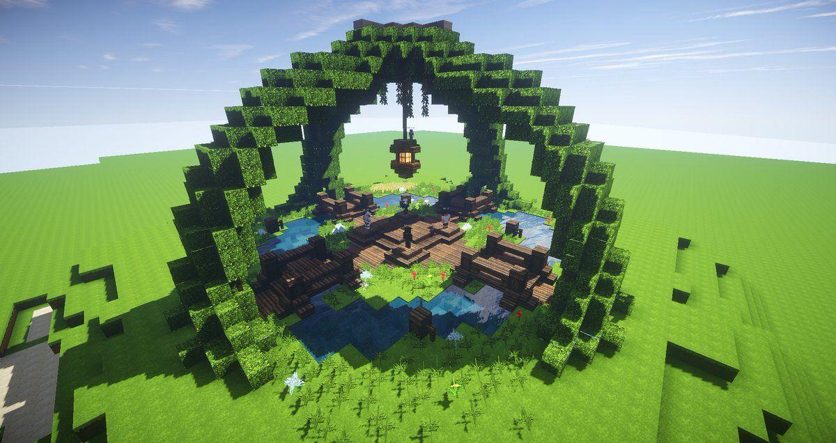Pin by Mooon on mc house | Minecraft farm, Minecraft ...