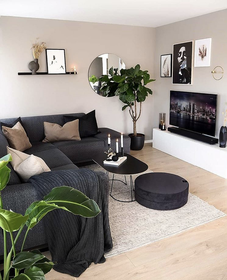 Building Our House – Living Room Inspiration!