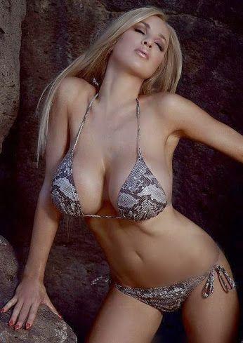 Satin Low Rise Bikini
