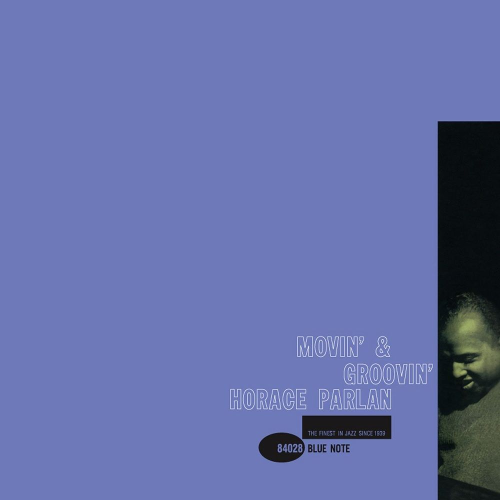 Blue Note Records — Dig the brilliant use of negative space in the...