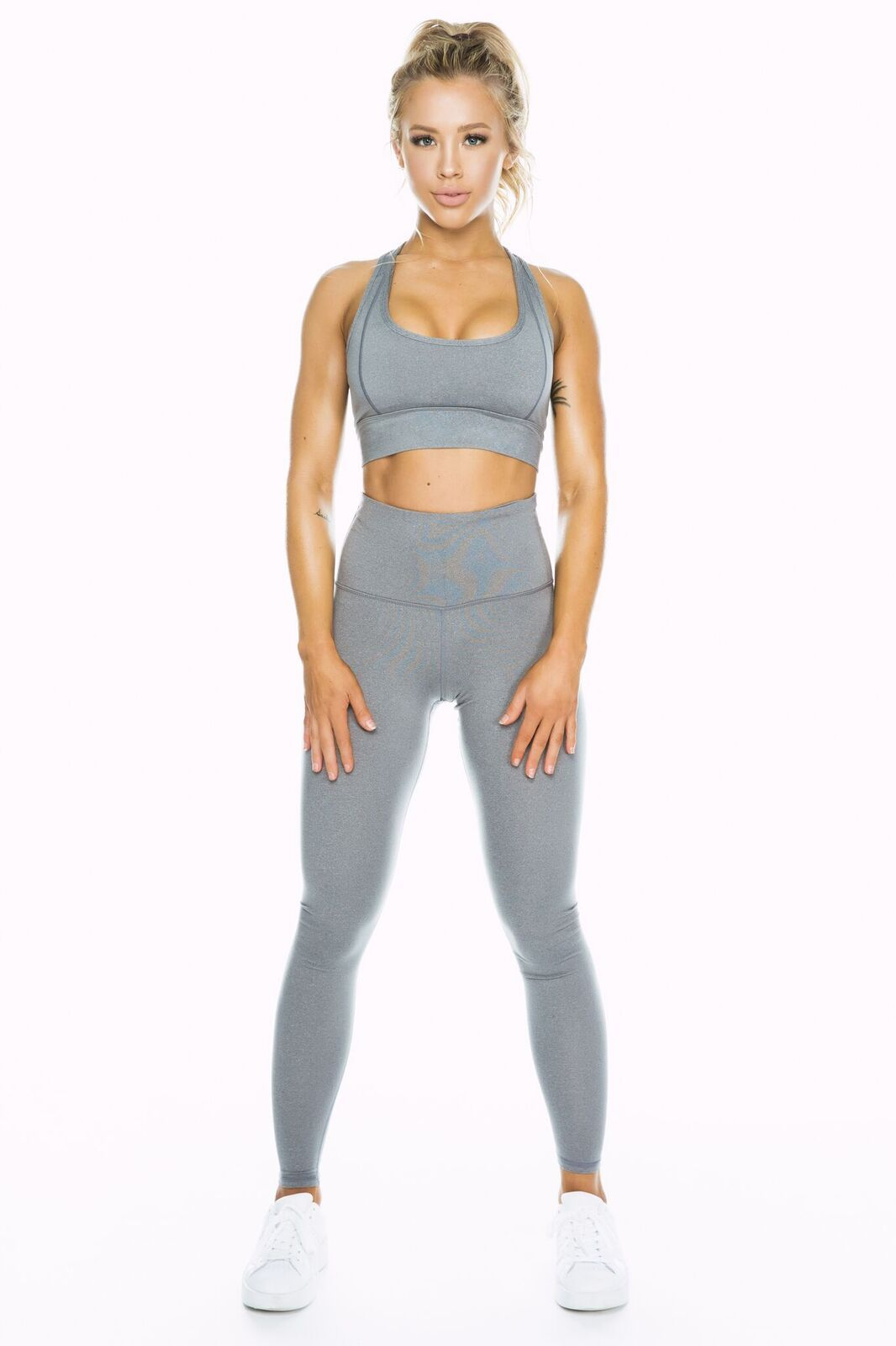 Yoga Pants Sports & Entertainment 2019 Sexy Women Yoga Pants Mesh Leggings High Waist Fitness Yoga Leggings Sports Gym Athletic Pants Running Sportswear To Have A Unique National Style