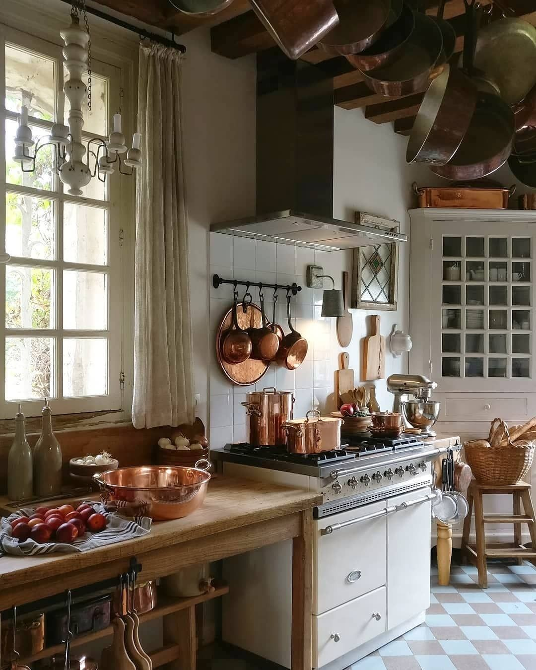 Country Kitchen Ideas Oldy Cute And Elegant Vintage In 2020