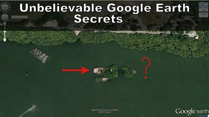 Weird Photos From Google Earth 9