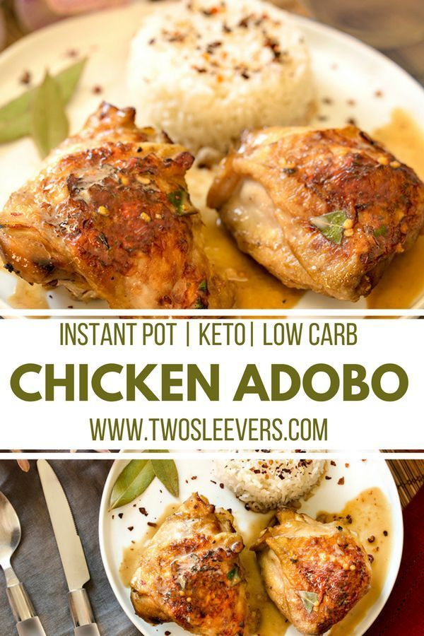 Chicken Adobo Instant Pot Chicken Adobo Filipino Chicken Adobo Filipino Recipes Filipino Cuisine Adobo Chicken Healthy Instant Pot Recipes Adobo Recipe