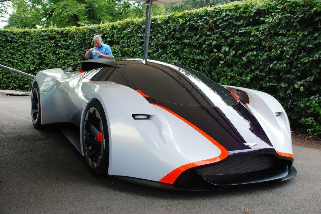 Is the Aston Martin DP-100 | AUTOMOVILES / CARS | Pinterest | Aston