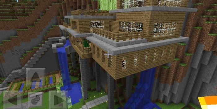 Awesome Modern Mountainside House Design