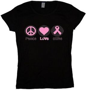 EMS Breast Cancer Awareness Tees | Breast cancer awareness and ...