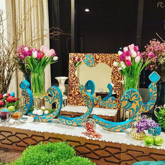 Nowruz Haft Seen for Persian New Year | Iran - New Year ... Persian Haft Seen