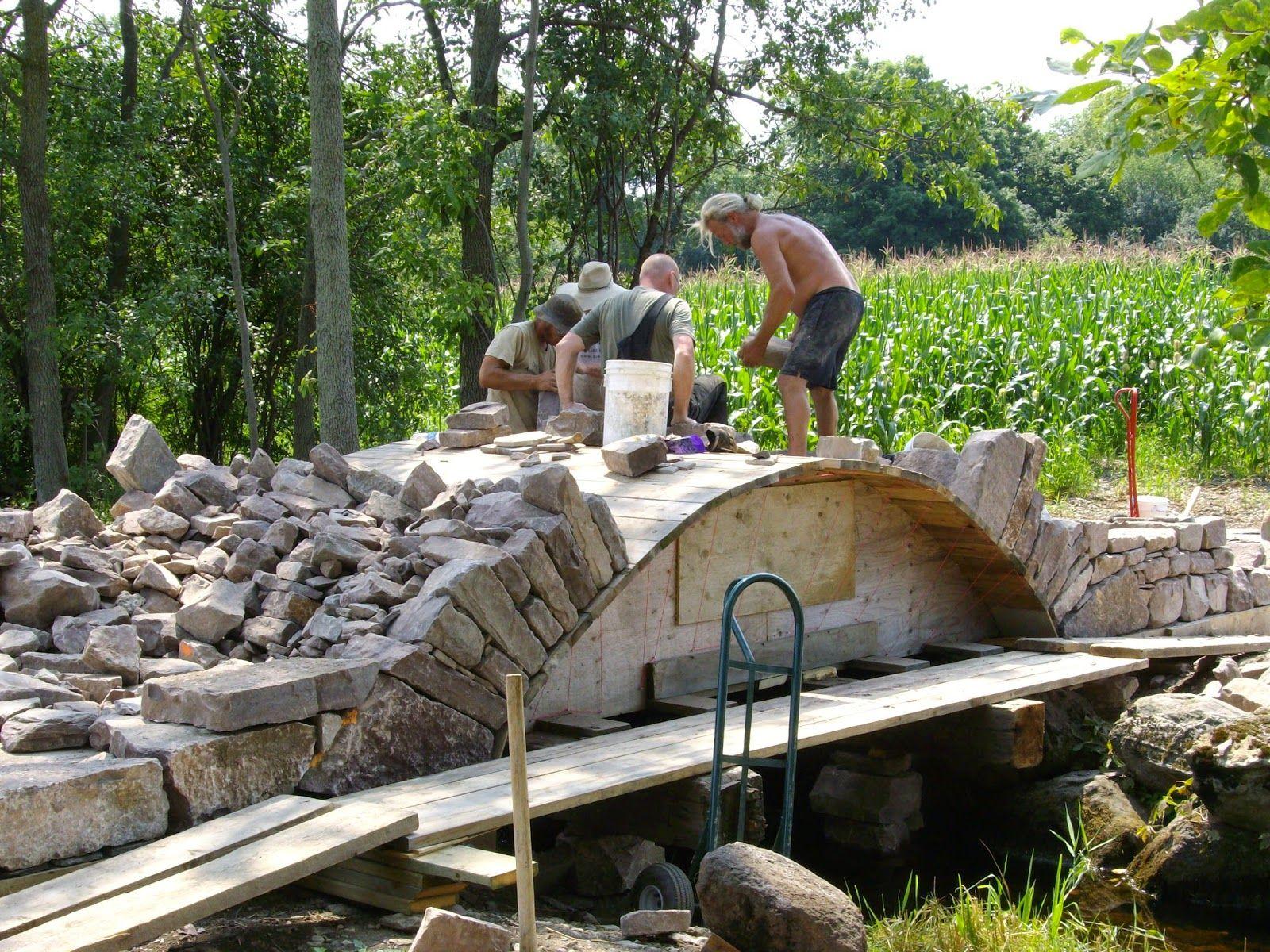 how to build stone bridge over creek google search stone stone masonry stone houses. Black Bedroom Furniture Sets. Home Design Ideas