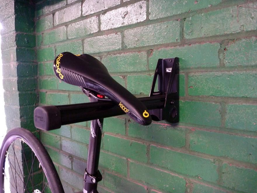 Feedback Sports Velo Wall Post Saddle Mounted Cycling