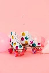 Back to the 80s With a Pair of DIY Sequin Skates Roll Back to the 80s With a Pair of DIY Sequin Skates Roll Back to the 80s With a Pair of DIY Sequin Skates Lilac Mist Le...