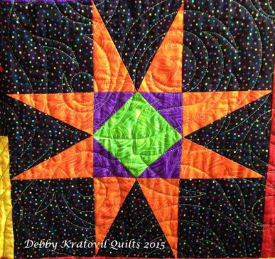 August Block 54 40 Or Fight 8th Free Pattern In The Galaxy Of