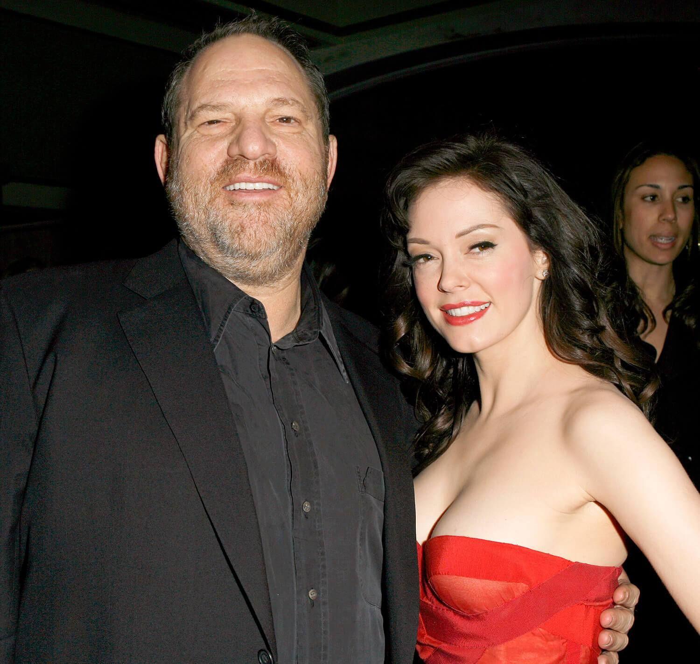 Harvey Weinstein S Lawyer Rebuffs Rose Mcgowan S Assault